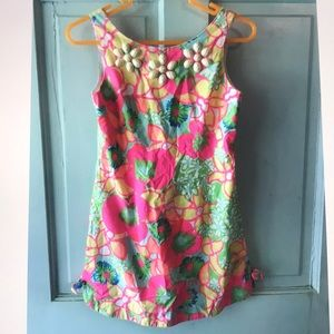 Lilly Pulitzer little Delia ice cream social drs